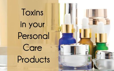 How Many Toxins are in your Personal Care Products?