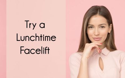 Can you spare 30 minutes? Try a Lunchtime Facelift