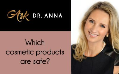 Which cosmetic products are safe?