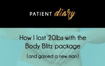 Patient Diary: Body Blitz Package