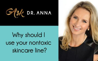 Why use your nontoxic skincare line?