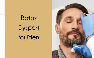 Botox/Dysport for Men