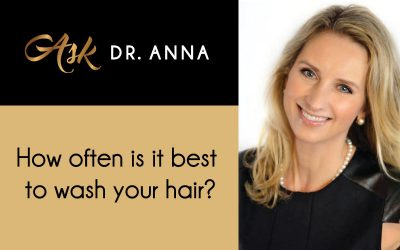 How often is it best to wash your hair?