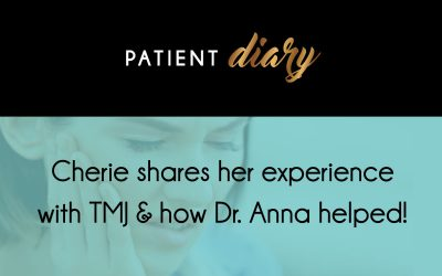 Interview with Cherie about her experience with TMJ and Dr. Anna