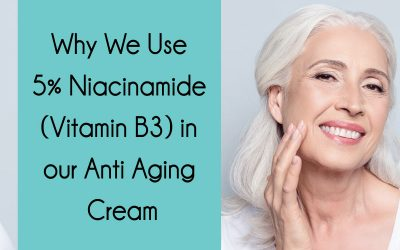 Why We Use 5% Niacinamide (Vitamin B3) in our Cream